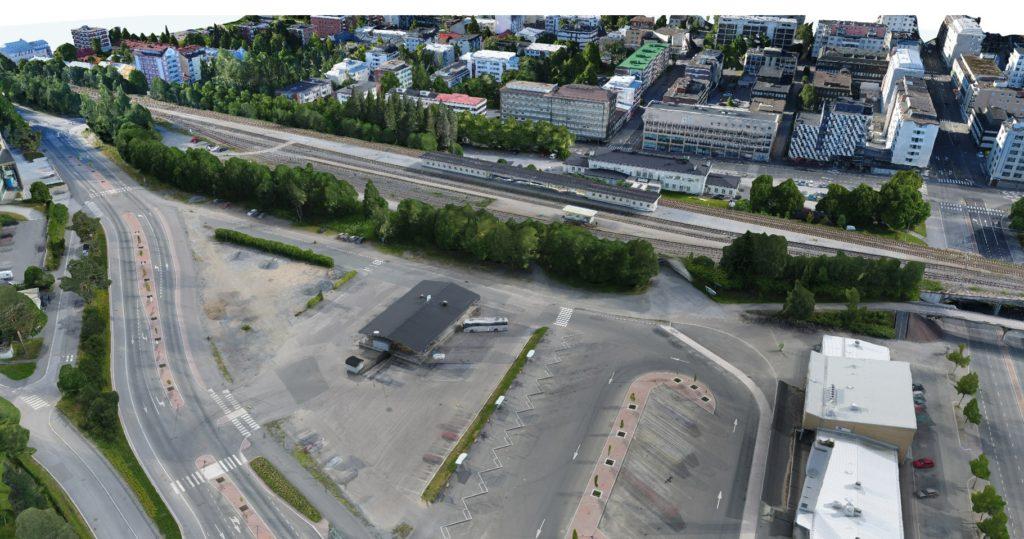 Aerial-Photogrammetry-3D-model